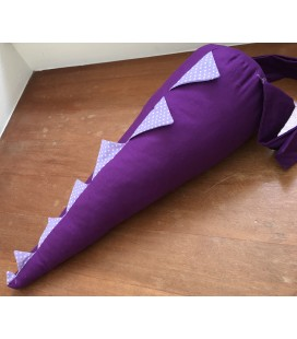 Purple Dinosaur Tails