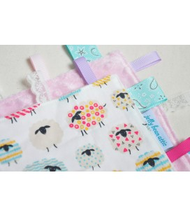 Sheep Baby Taggy