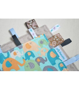 Elephant Baby Taggy