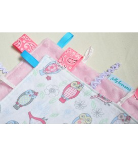 Owls Baby Taggy