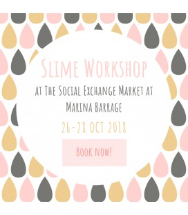 Slime Making Workshop 27 Oct 2018