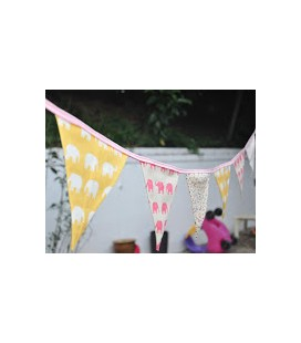 The Sweetest Elephants Bunting