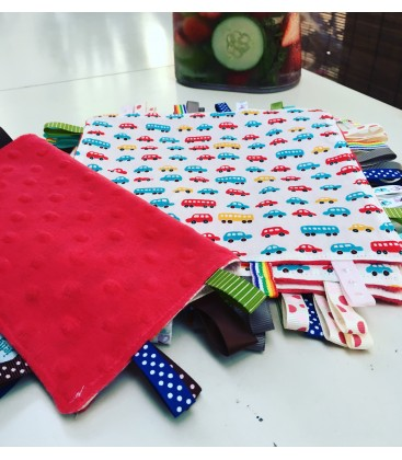 Cars Baby Taggy