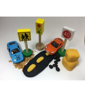Vroom Vroom! Transportation Activity Kit