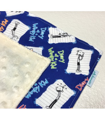 Diary of a Wimpy Kid Toddler Blanket